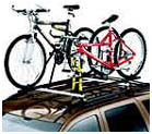 Genuine Chrysler Bike Rack