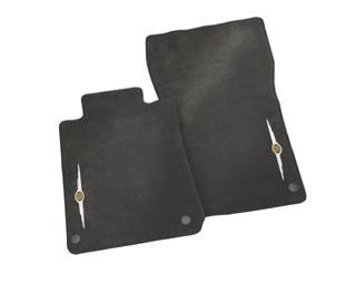 2007 Chrysler PT Cruiser Premium Carpet Floor Mats