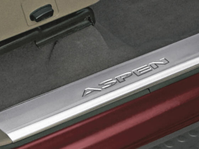 2009 Chrysler Aspen Door Sill Guards 82210101