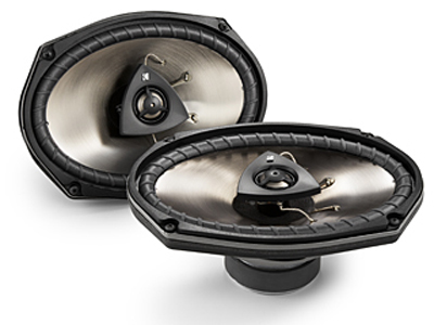 2012 Chrysler 200 Audio Speaker Upgrade - 2 Way 77KICK29