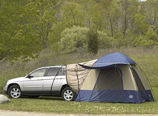 2008 Chrysler Aspen Tent 82209878