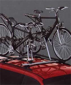 2004 Chrysler Concorde Roof-Mount Bike Carriers