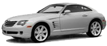 Chrysler Crossfire Genuine Chrysler Parts and Chrysler Accessories Online